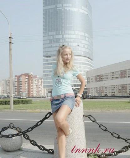 Проститутка Лючана